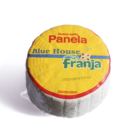Queso Panela Blue-House Canasta